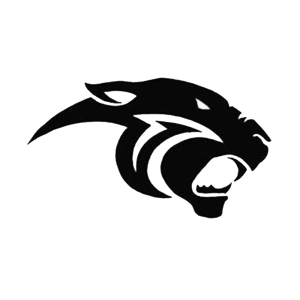 Uppingham Panthers Basketball Logo