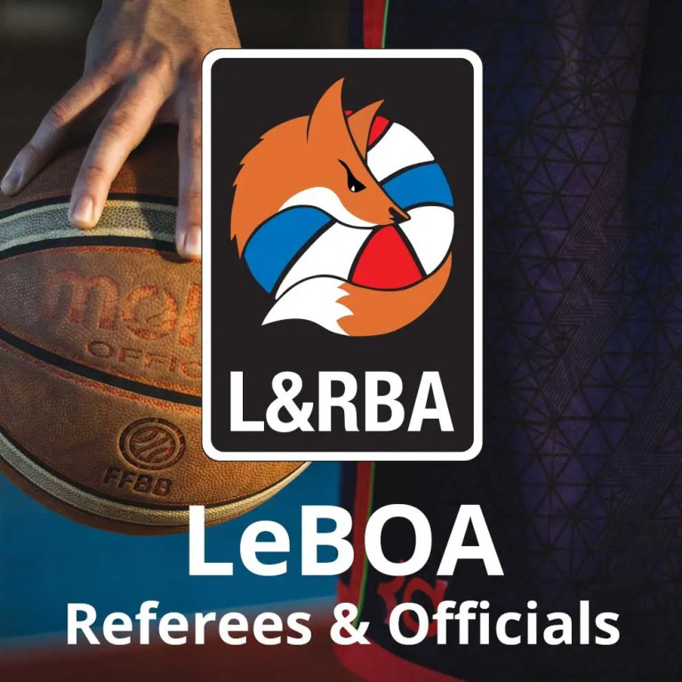 LeBOA Referees and Officials