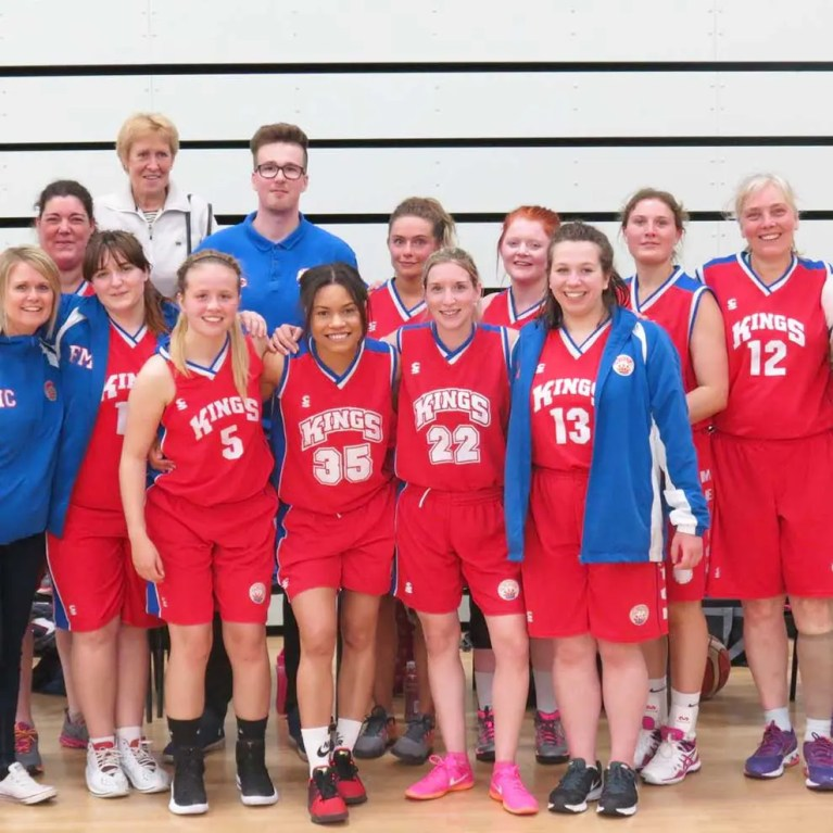 LWBL Senior Womens Basketball League