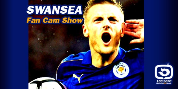 Fans Go Mental As Vardy Scores – Fan Cam Video