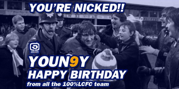 YOU'RE NICKED YOUNGY