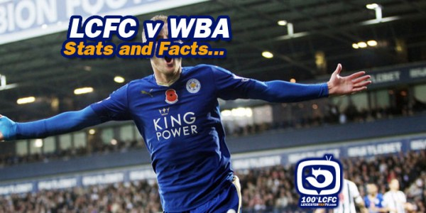 LCFC v WBA – Facts and Stats…