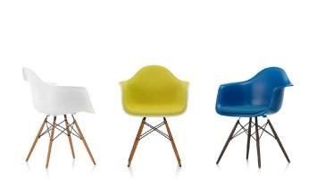 Stuhl Eames Plastic Chair von Vitra >> Leicher Wohnen ...
