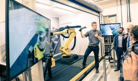 Autodesk hat in Birmingham sein erstes Technology Center in Europa eröffnet.