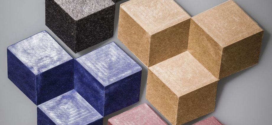3D-umformbare Holzfaserplatten