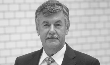 GKV-Präsident Roland Roth
