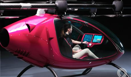 Astro Aerospace Passenger Drone
