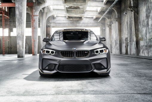 BMW M Performance Parts (Quelle: alle BMW)