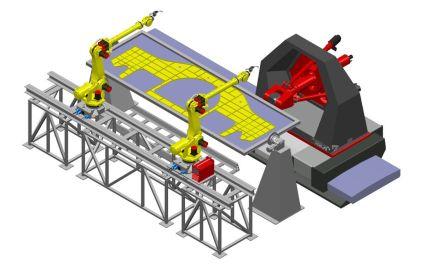 Autodesk ist als Softwarepartner bei dem Projekt LASIMM beteiligt (Quelle: Autodesk / Loxin)
