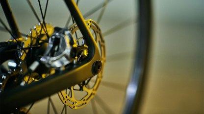 Ultraleichte Komponenten tragen zum geringen Gewicht de Evo bei. (Quelle: Canyon)
