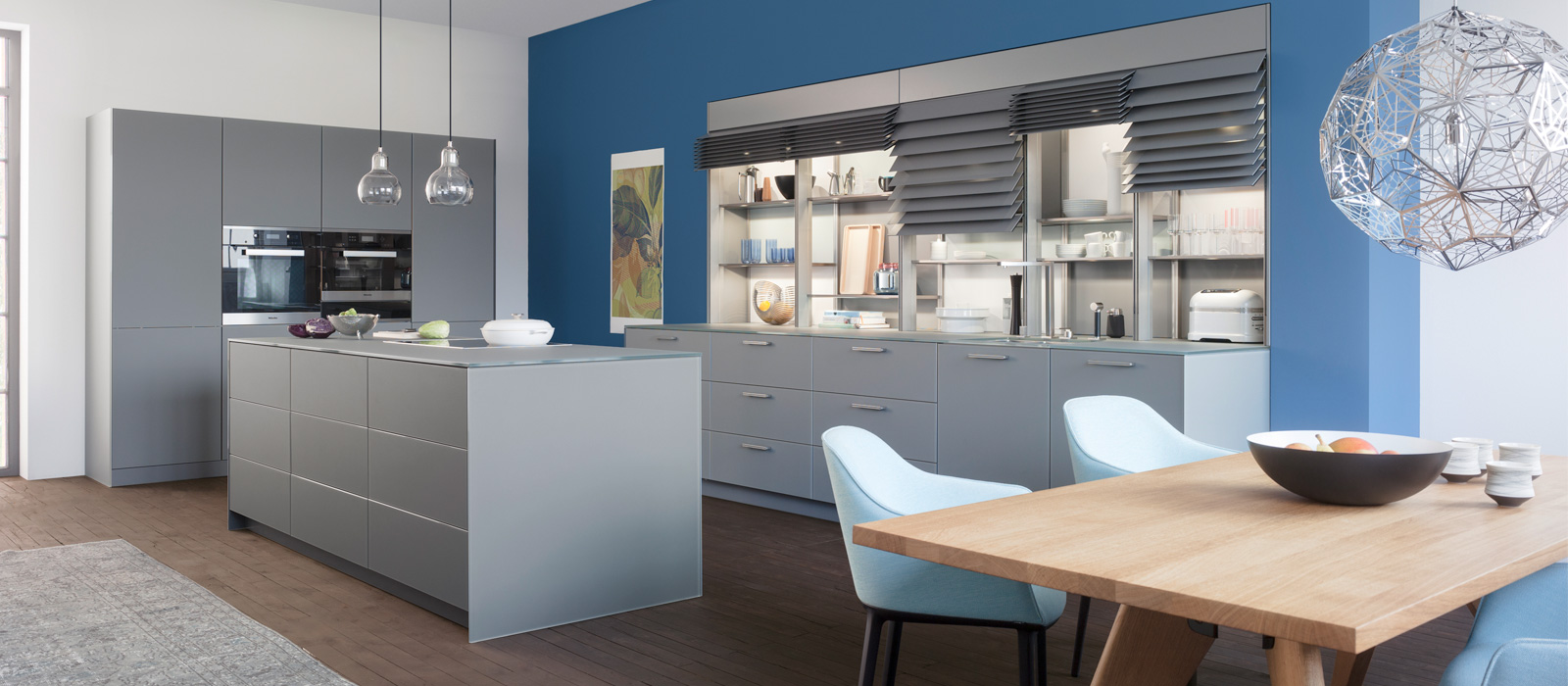 modern european kitchen cabinets - kitchen cabinets - leicht new york