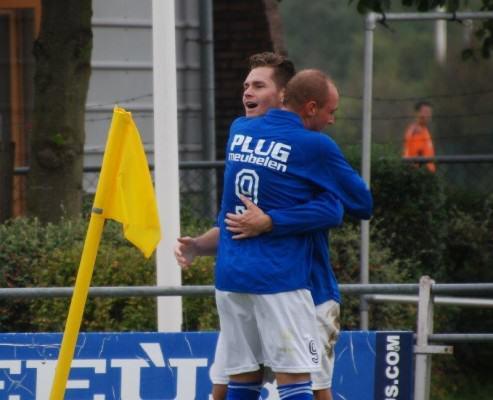 Voor de derde keer kan FC Rijnvogels dit seizoen een feestje bouwen