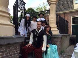 Moorddiner in Leiden – De dood van een koopman
