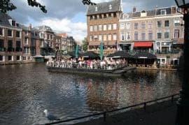 Stadsarrangement in Leiden