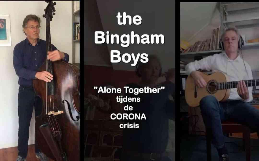 All alone together – Bingham Boys