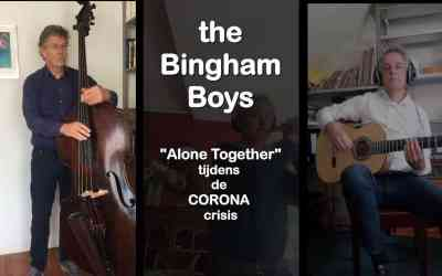 All alone together – Bingham Boys