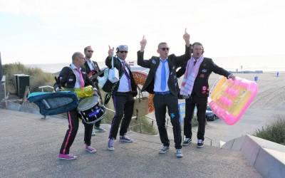 De Slechte Band uit Leiden – Kom kom wie gaat er mee