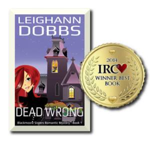 Image result for dead wrong by leighann dobbs