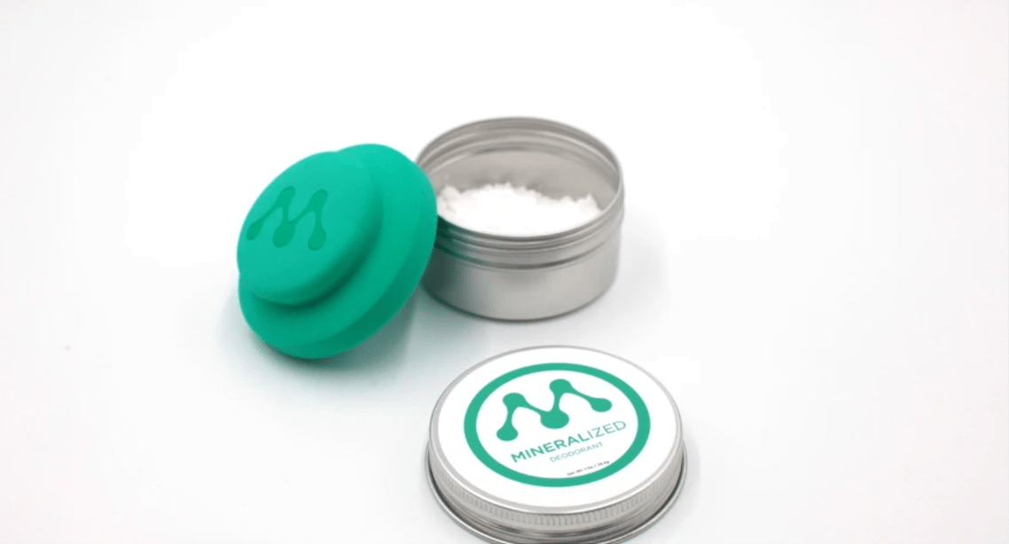 Mineralized Deodorant Product Review