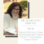 Finding R.E.S.T.™ with counselor Virginia Dixon