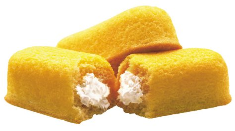 Twinkies, not back this week, but soon.