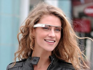 Google Glass, someone wants this.