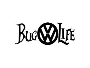 VW Bug Life Decal