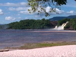 Caiman Falls, Venezuela
