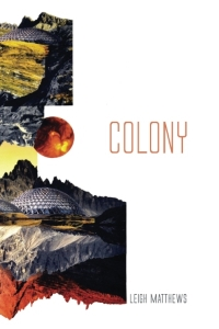 Colony audiobook cover
