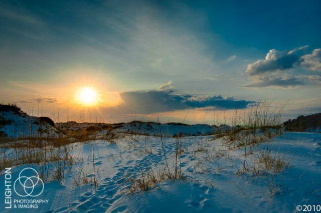 Sand Dunes of the St. Joeseph Peninsula