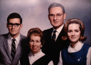 Bill, Marge, Ike and Jane Leighty