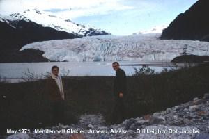 Mendenhall Glacier – 1971