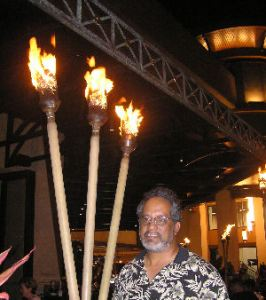 Cheesecake Factory Malama Torches (TM)