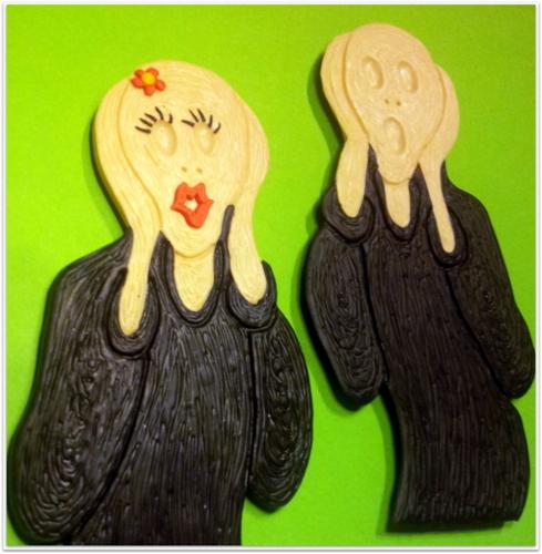 Urlo di Munch - Le InSolite Cose (11)