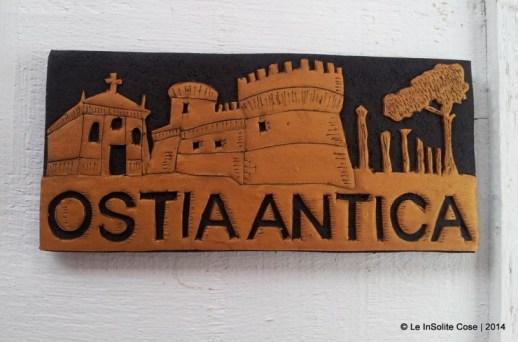 Calamita Skyline Ostia Antica - 2014