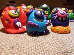 Mostri - Handmade Fimo Monsters - www.leinsolitecose.com 2014 (4)