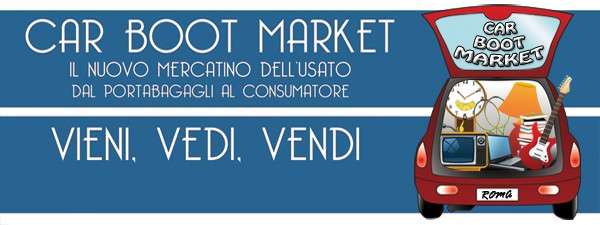 car boot market alla CAE
