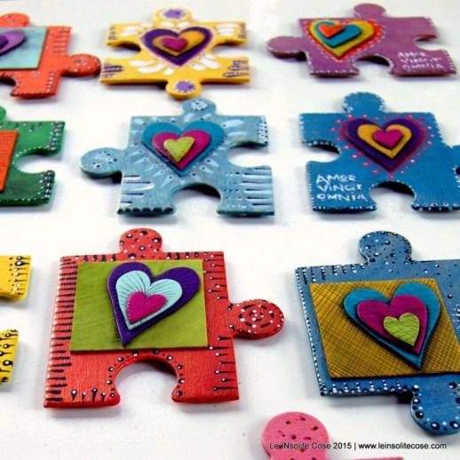 Calamite puzzle amor vincit omnia le INsolite Cose 2015