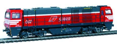 SERFER Vlossoh G2000