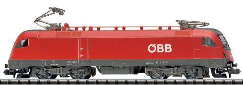 OeBB 1116 Taurus di Minitrix