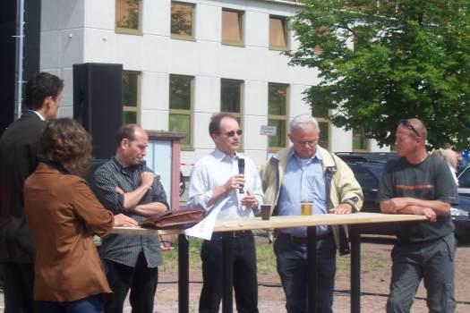 Podiumsdiskussion Leipziger Messe (c) Leipziger-Bildungsfest.de