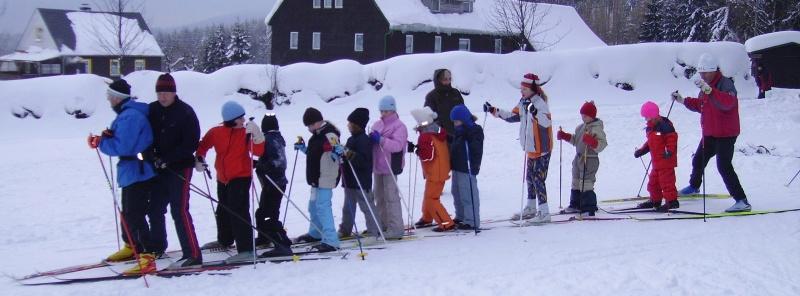 Ski-Alpin-Wochenende in Oberwiesenthal