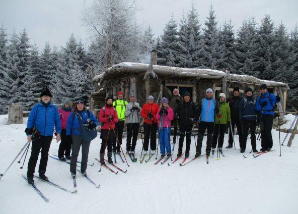 SkiFreizeit Horní Blatná, März 2018