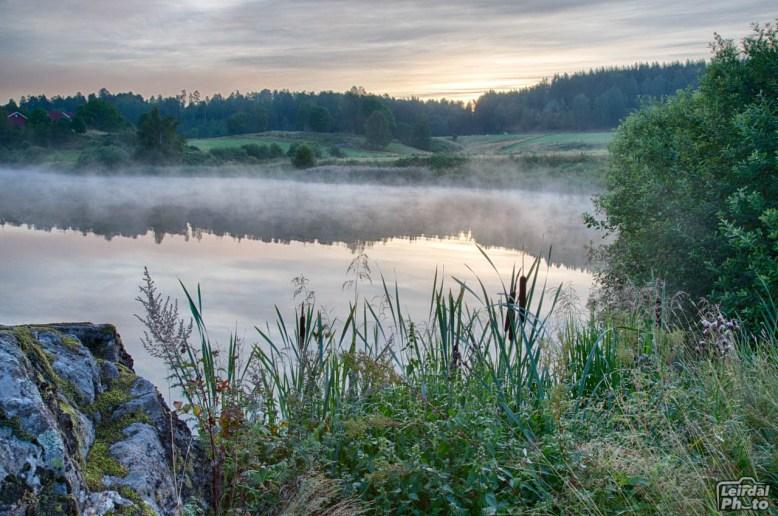 Sunrise at Årungen 2