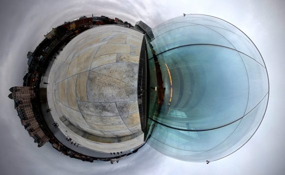 360 of the Opera Building