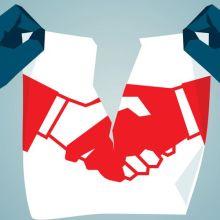 Distrato ou Rescisão de compromisso de venda e compra de imóvel na planta por ato do comprador e por culpa do vendedor