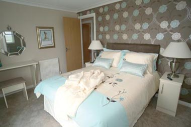 Broadview Cambrian double bedroom
