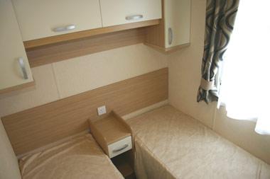 Swift Moselle Twin Bedroom