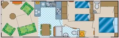 Carnaby Rosedale Floorplan