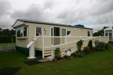Willerby Rio Disabled Exterior